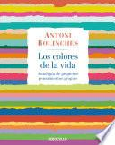 Libro de Los Colores De La Vida