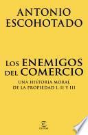 Libro de Los Enemigos Del Comercio (pack)