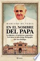 Libro de En El Nombre Del Papa