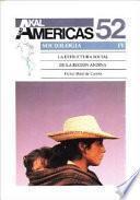 Libro de La Estructura Social De La Región Andina