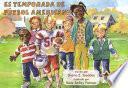 Libro de Es Temporada De Futbol Americano