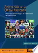 Libro de Sociología De Las Organizaciones