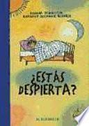 Libro de ¿estás Despierta?