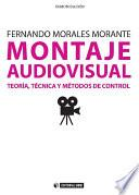 Libro de Montaje Audiovisual
