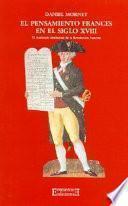 Libro de El Pensamiento Francés En El Siglo Xviii
