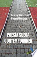 Libro de Poesía Sueca Contemporánea