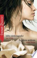 Libro de Idilio Embriagador / Palabras Eróticas