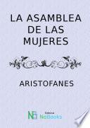 Libro de La Asamblea De Las Mujeres