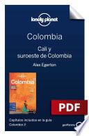 Libro de Colombia 3. Cali Y Suroeste De Colombia