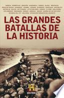 Libro de Las Grandes Batallas De La Historia