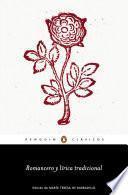 Libro de Romancero Y Lírica Tradicional