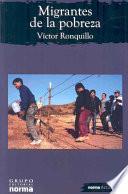 Libro de Migrantes De La Pobreza