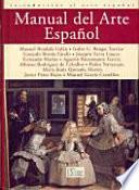 Libro de Manual Del Arte Español