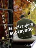 Libro de El Extranjero Subrayado