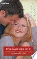 Libro de Una Mujer Para Amar