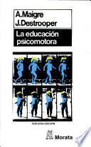 Libro de La Educación Psicomotora