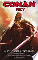 Libro de Conan Rey La Ciudadela Escarlata