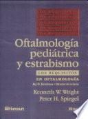 Libro de Oftalmología Pediátrica Y Estrabismo