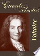 Libro de Cuentos Selectos De Voltaire
