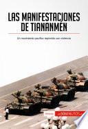 Libro de Las Manifestaciones De Tiananmén