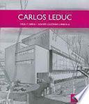 Libro de Carlos Leduc