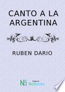 Libro de Canto A La Argentina