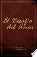 Libro de El Desaf'o Del Amor