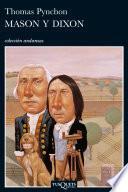Libro de Mason Y Dixon