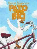 Libro de Pato Va En Bici