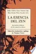 Libro de La Esencia Del Zen