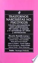 Libro de Trastornos Narcisistas No Psicóticos