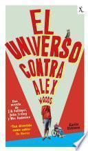 Libro de El Universo Contra Alex Woods