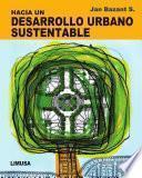 Libro de Hacia Un Desarrollo Urbano Sustentable