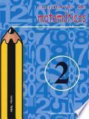 Libro de Cuaderno De Matemáticas No 2. Primaria