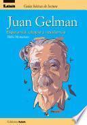Libro de Juan Gelman, Esperanza, Utopía Y Resistencia