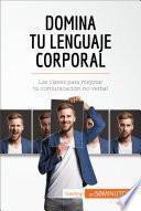 Libro de El Lenguaje Corporal