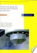Libro de Técnica De Los Gases De Escape Para Motores De Gasolina