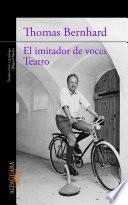 Libro de El Imitador De Voces Teatro