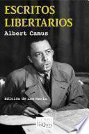 Libro de Escritos Libertarios