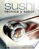 Libro de Sushi. Técnica Y Sabor