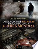Libro de Operaciones Secretas De La Segunda Guerra Mundial
