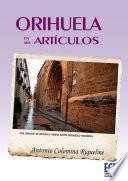 Libro de Orihuela En Mis Artículos