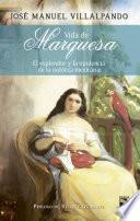 Libro de Vida De Marquesa