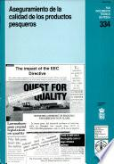 Libro de Aseguramiento De La Calidad De Los Productos Pesqueros
