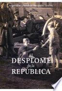 Libro de El Desplome De La República