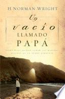 Libro de Un Vacío Llamado Papá