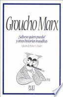 Libro de Groucho Marx