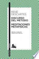 Libro de Discurso Del Método / Meditaciones Metafísicas