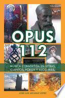 Libro de Opus 112