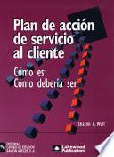 Libro de Plan De Acción De Servicio Al Cliente